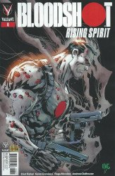 Valiant Entertainment's Bloodshot: Rising Spirit Issue # 6d