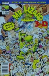 Now Comics's Mr. Lizard: 3-D Special Special # 1b