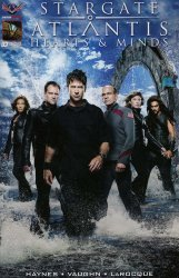 American Mythology's Stargate Atlantis: Hearts & Minds Issue # 3d