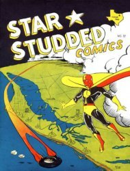 Texas Trio's Star Studded Comics Issue # 13