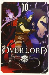 Yen Press's Overlord Soft Cover # 10