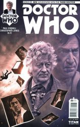 Titan Comics's Doctor Who: 3rd Doctor Issue # 5b