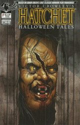 Allied American Artists's Victor Crowley's Hatchet: Halloween Tales Issue # 1b