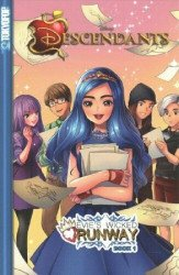 Tokyo Pop/Mixx's Disney Descendants: Evie's Wicked Runway TPB # 1