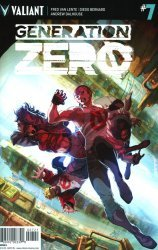 Valiant Entertainment's Generation Zero Issue # 7b