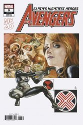 Marvel Comics's The Avengers Issue # 9c
