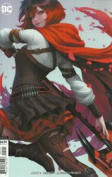 DC Comics's RWBY Issue # 2b