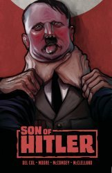 Image Comics's Son Of Hitler Hard Cover # 1