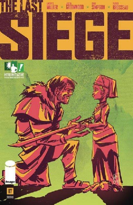 The Last Siege #4 Image Comic Book