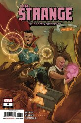 Marvel Comics's Doctor Strange: Surgeon Supreme Issue # 6