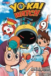 Viz Media's Yo-Kai Watch TPB # 9