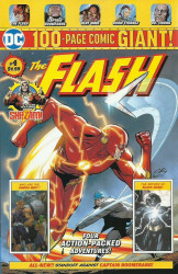 DC Comics's The Flash Giant Giant Size # 4