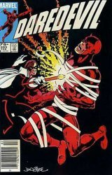 Marvel's Daredevil Issue # 203b