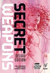Valiant Entertainment's Secret Weapons Hard Cover # 1