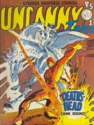 Alan Class & Company's Uncanny Tales Issue # 78