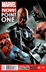 Marvel Comics's Marvel Now!: Point One Issue # 1b