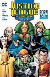 DC Comics's Justice League International TPB # 1