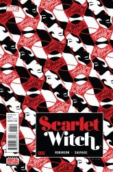 Marvel's Scarlet Witch Issue # 6