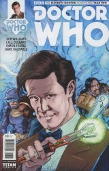 Titan Comics's Doctor Who: 11th Doctor - Year Two Issue # 13c