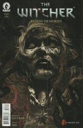 Dark Horse Comics's The Witcher: Fading Memories Issue # 3