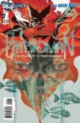 DC Comics's Batwoman Issue # 1