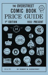 Gemstone Publishing's Overstreet Comic Book Price Guide  TPB # 1facsimile 2nd print