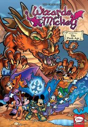 JY's Wizards of Mickey Soft Cover # 2