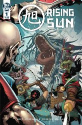 IDW Publishing's Rising Sun Issue # 1