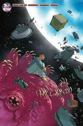 IDW Publishing's Star Pig Issue # 4ri