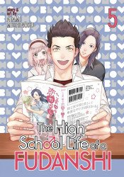 Seven Seas Entertainment's The High School Life Of A Fudanshi Soft Cover # 5