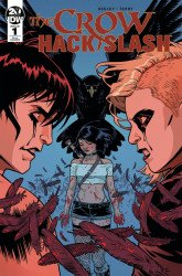 IDW Publishing's The Crow/Hack Slash Issue # 1ri