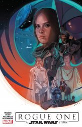 Marvel Comics's Star Wars: Rogue One Hard Cover # 1