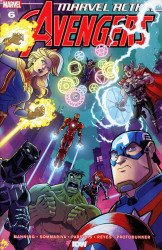 IDW Publishing's Marvel Action: Avengers Issue # 6ri