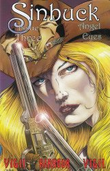 Wild Angels Publishing's Sinbuck : Angel Eyes Issue # 3b