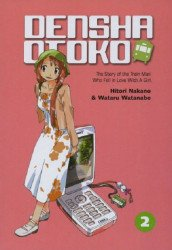 WildStorm's Densha Otoko: Story of the Train Man Who Fell in Love with a Girl Soft Cover # 2