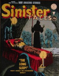 Alan Class & Company's Sinister Tales Issue # 185