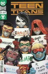 DC Comics's Teen Titans Issue # 27