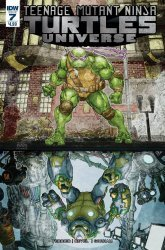 IDW Publishing's Teenage Mutant Ninja Turtles Universe Issue # 7