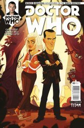 Titan Comics's Doctor Who: 9th Doctor Issue # 2e