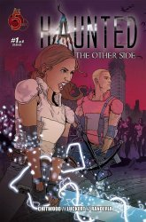 Red 5 Comics's Haunted: The Other Side Issue # 1