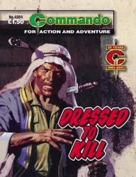 D.C. Thomson & Co.'s Commando: For Action and Adventure Issue # 4384