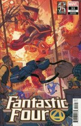 Marvel Comics's Fantastic Four Issue # 11b