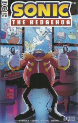 IDW Publishing's Sonic the Hedgehog Issue # 39b