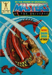 London Editions Magazines's Masters of the Universe Issue # 53