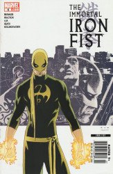 Marvel Comics's Immortal Iron Fist Issue # 6b