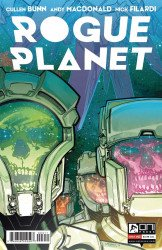 Oni Press's Rogue Planet Issue # 3