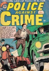 Premier Magazines's Police Against Crime Issue # 6