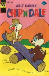 Gold Key's Chip 'n' Dale Issue # 29whitman