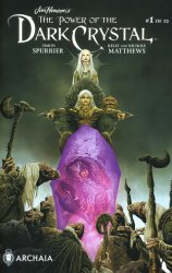 Archaia Studios Press's Jim Henson's Power of The Dark Crystal Issue # 1