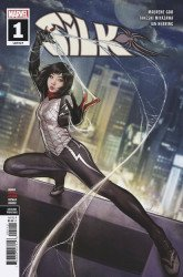 Marvel Comics's Silk Issue # 1 - 2nd print